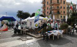 Europaverde in piazza ad Anzio con il CONI