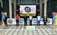 RIMINI  12 marzo 2021  CAMPIONATO ITALIANO INDOOR